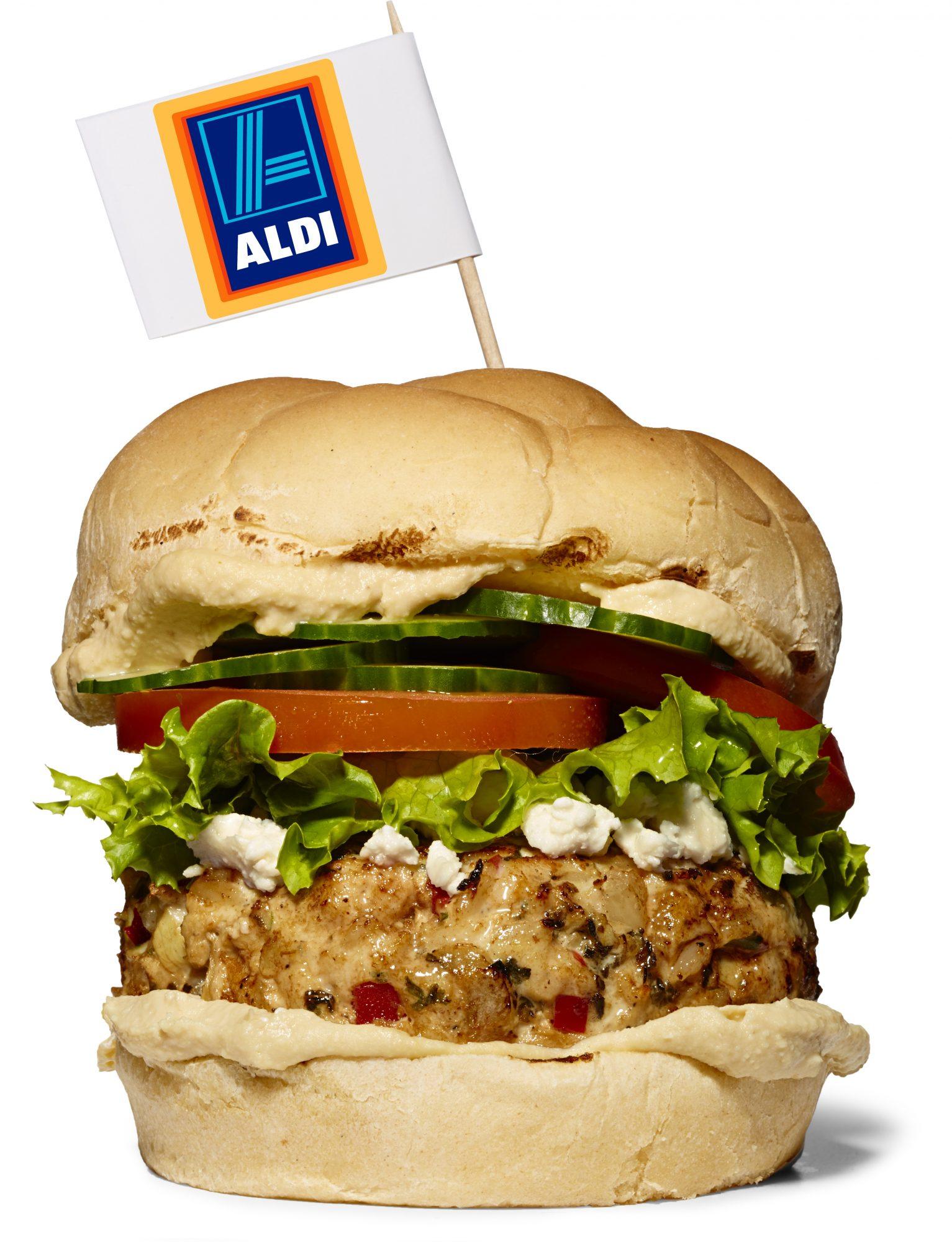 ALDI burger
