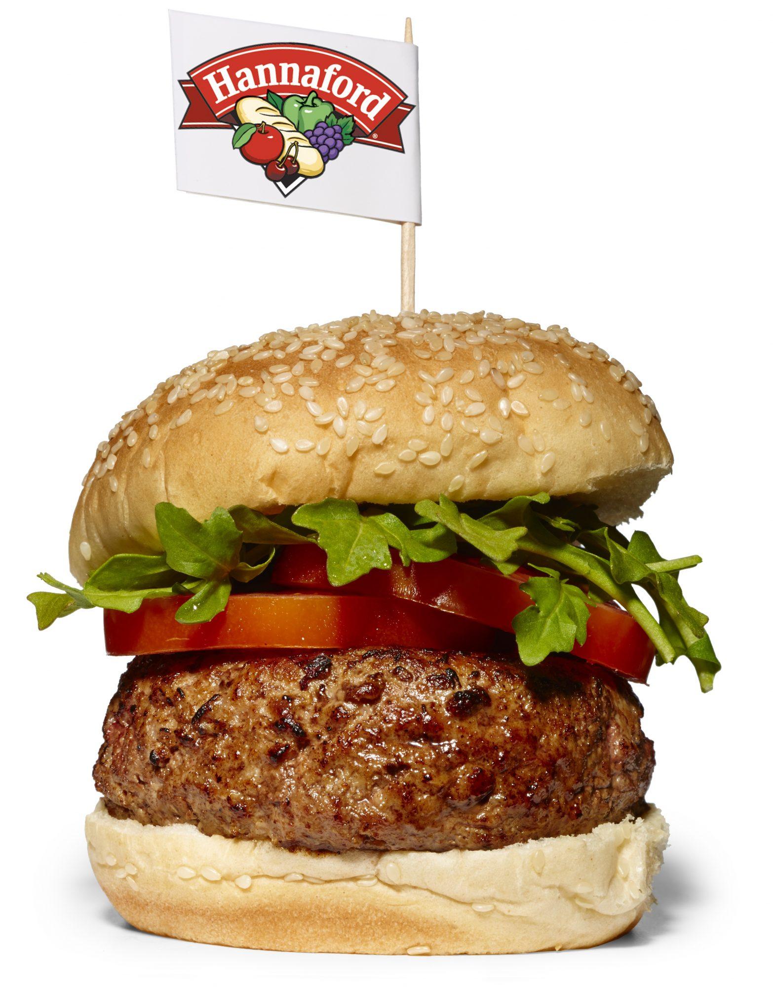 hannaford burger