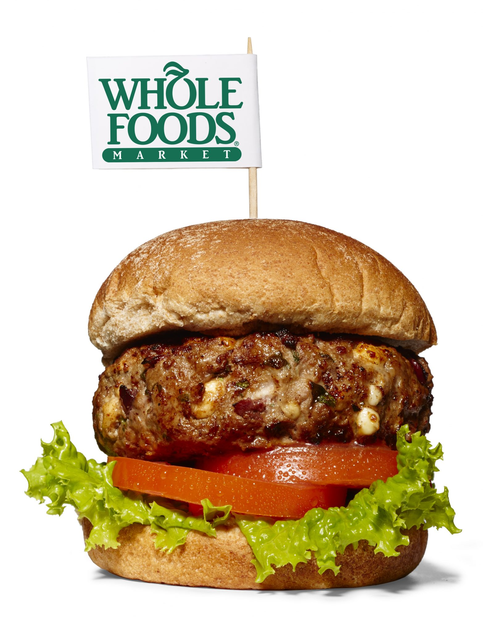 Whole foods burger
