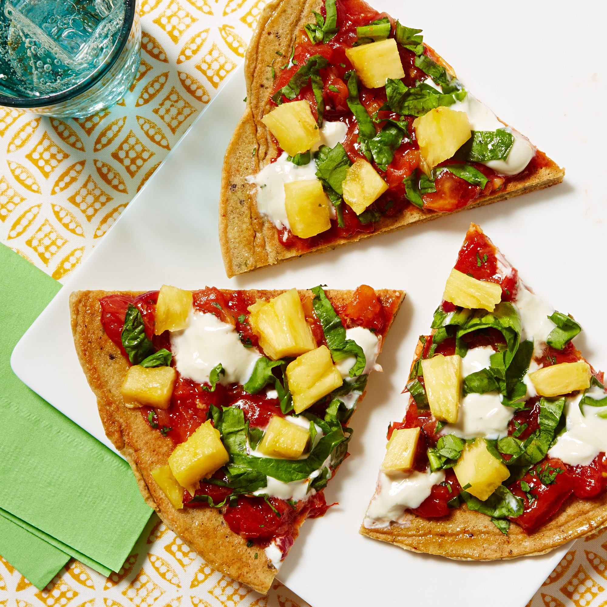 Victor Junniel Rivera's Oat! My Tropical Pizza