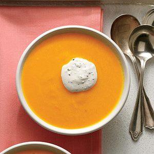 Golden Tomato Soup
