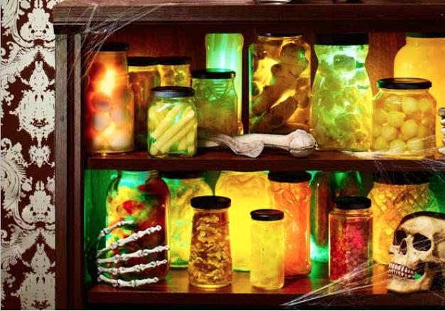 Jarring Science Jars
