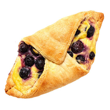 Berry Easy Pastry Pockets