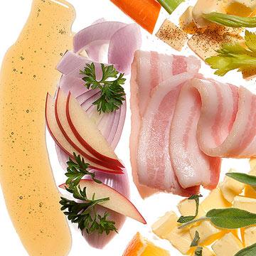 Maple-Apple-Bacon Turkey