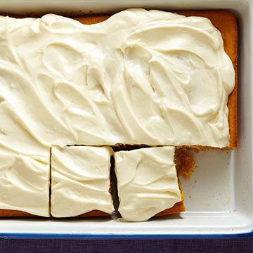 Maple & Pumpkin Cake