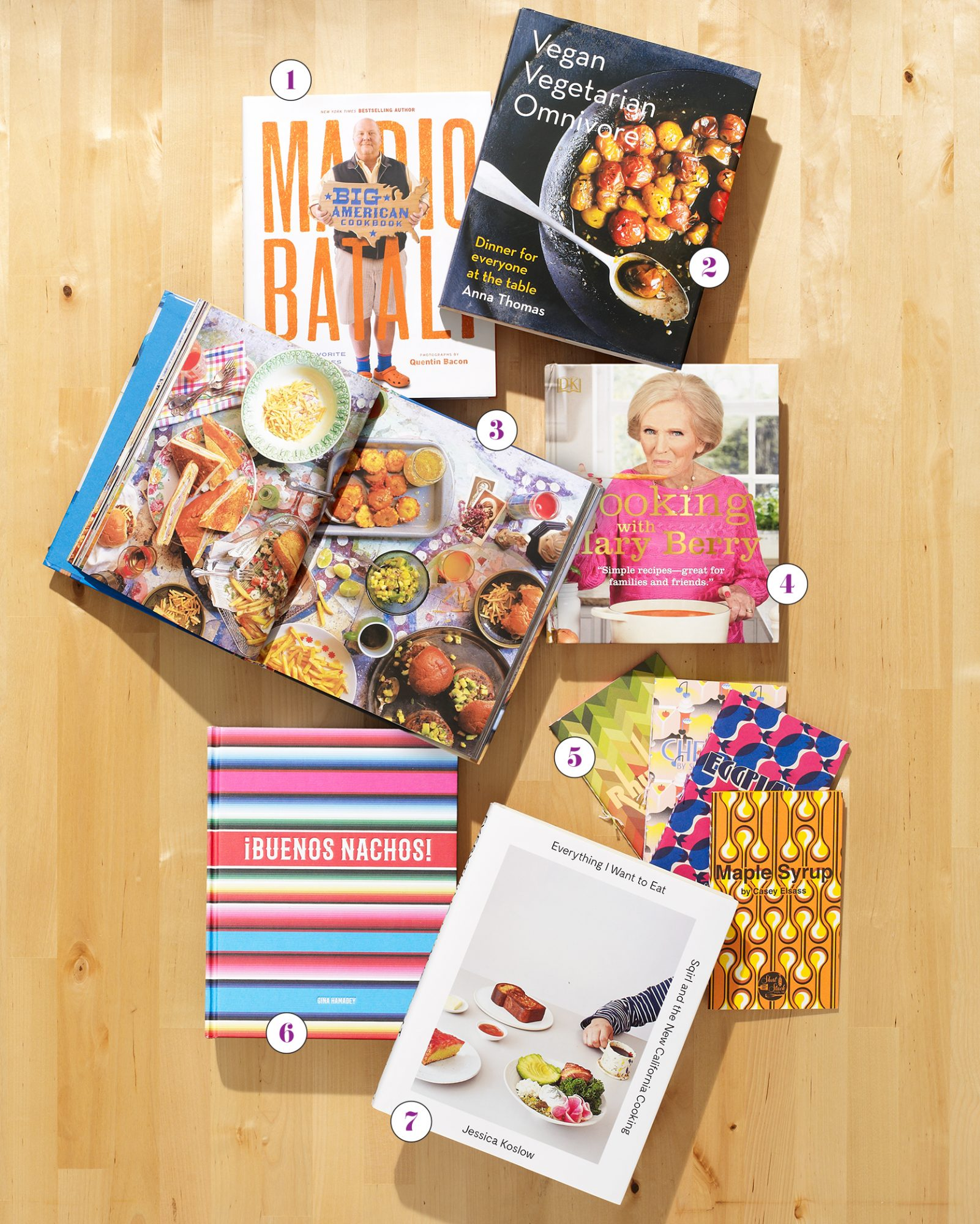 cabin fever buster cookbooks 2017