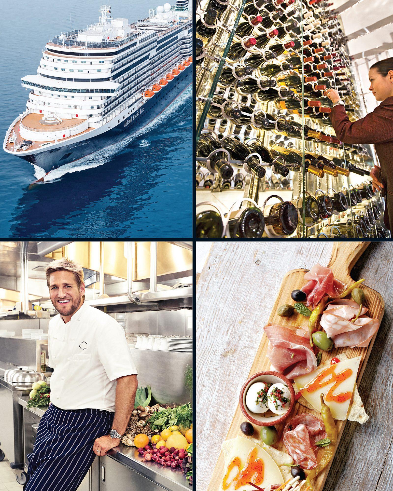 celebrity food cruise