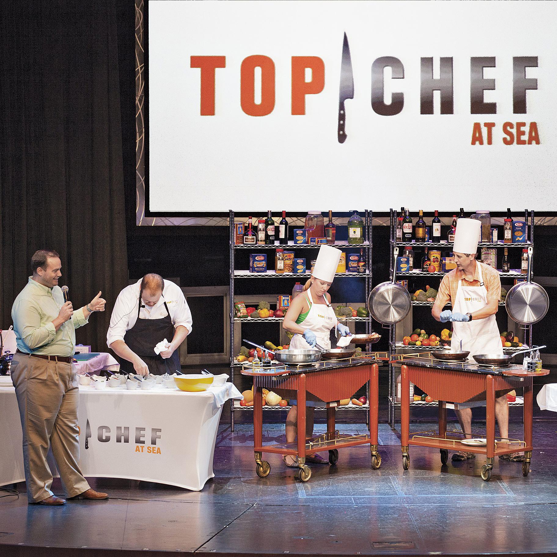 celebrity summit top chef