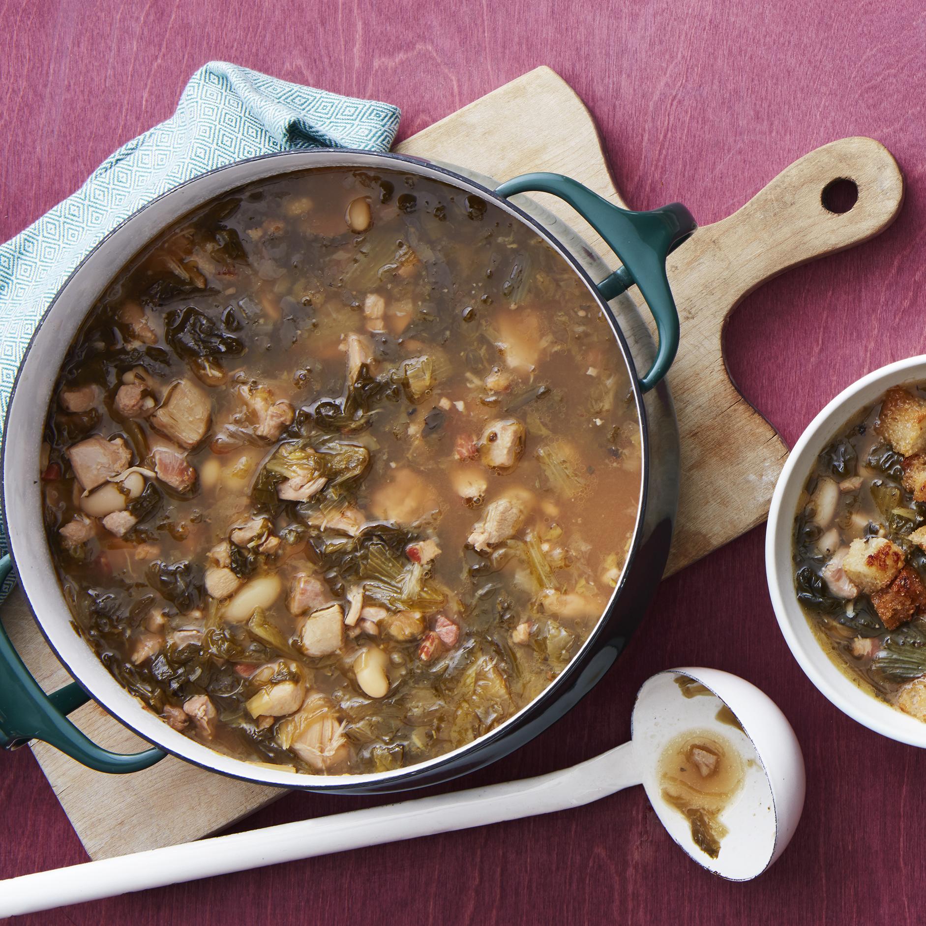 chicken escarole soup