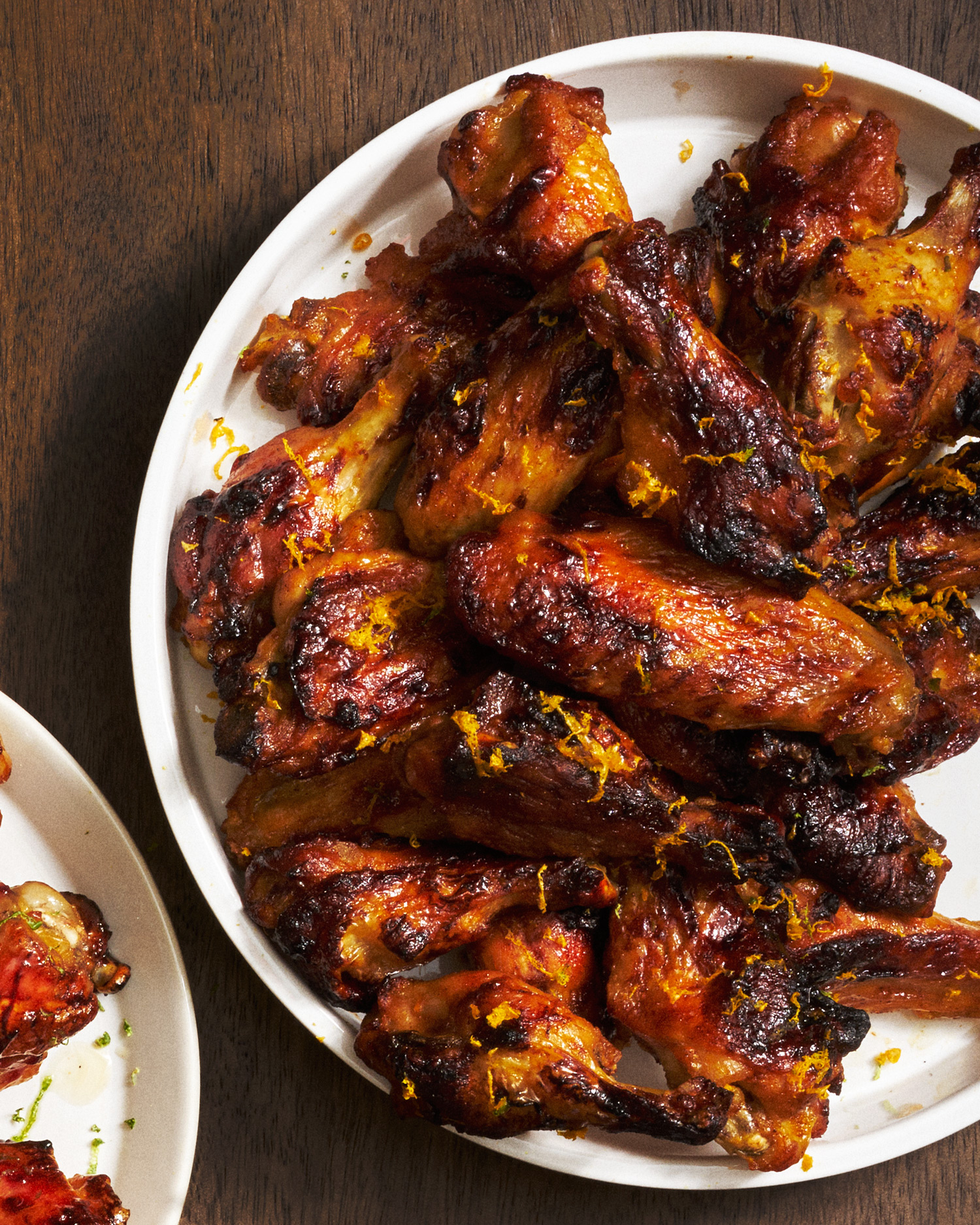 Chipolte-Orange Baked Wings