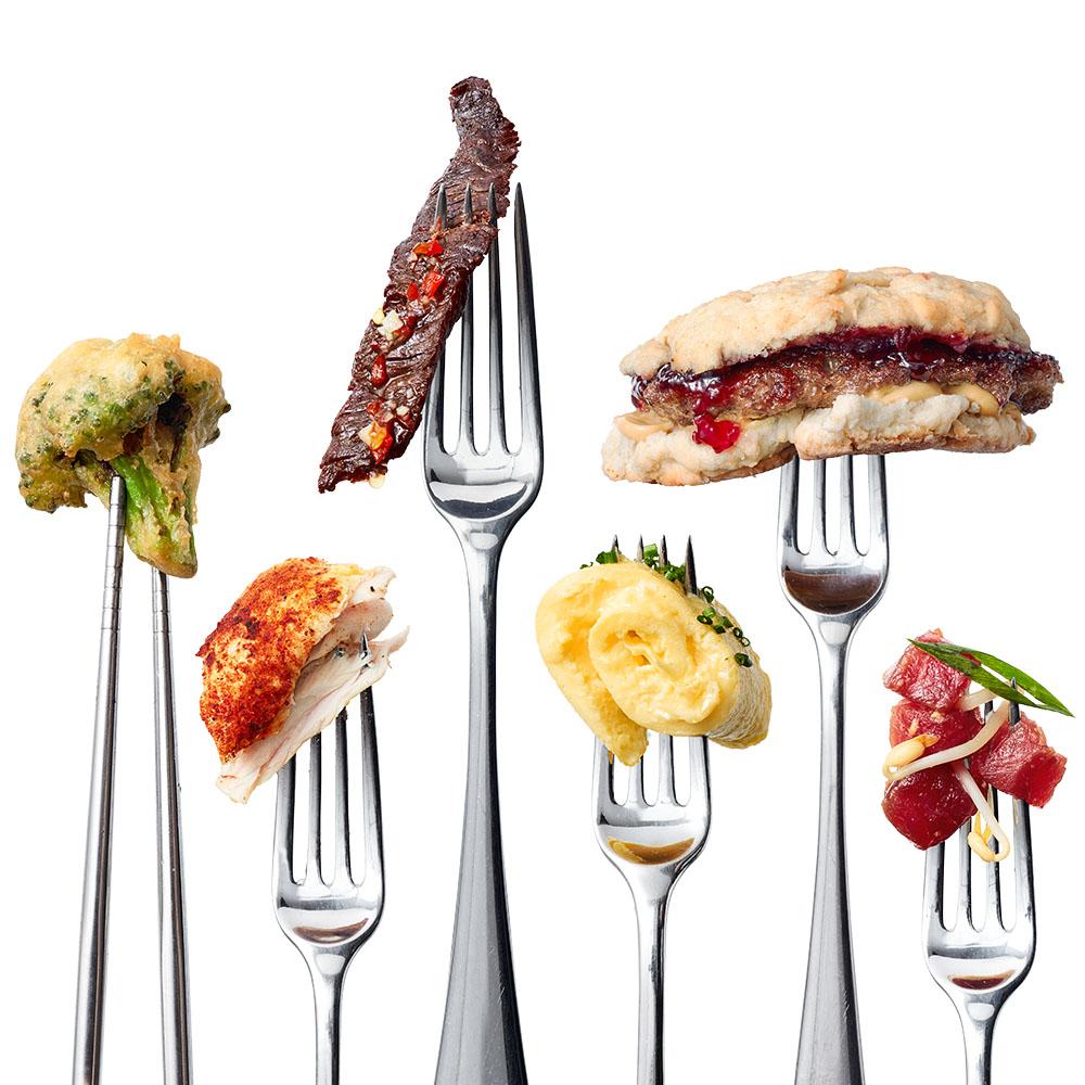Fork Bites of Recipes