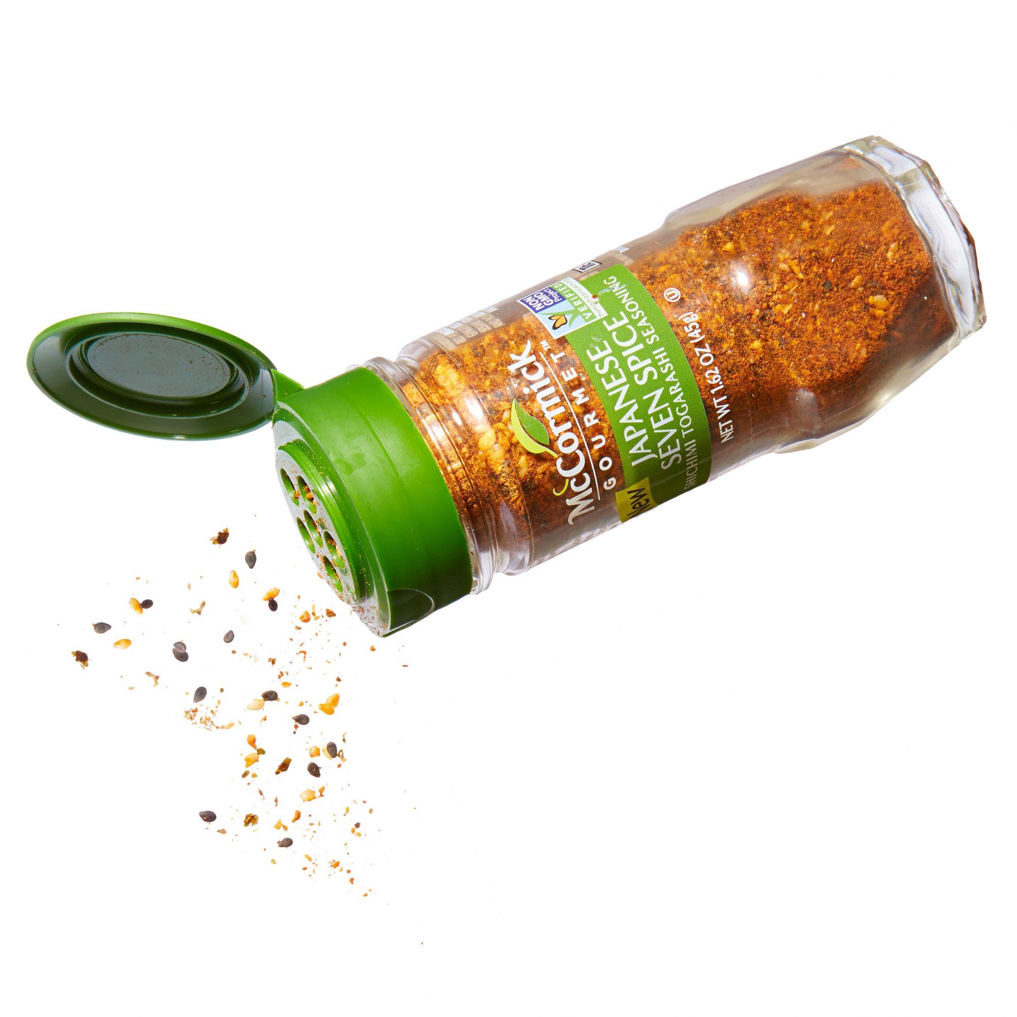 japanese seven spice