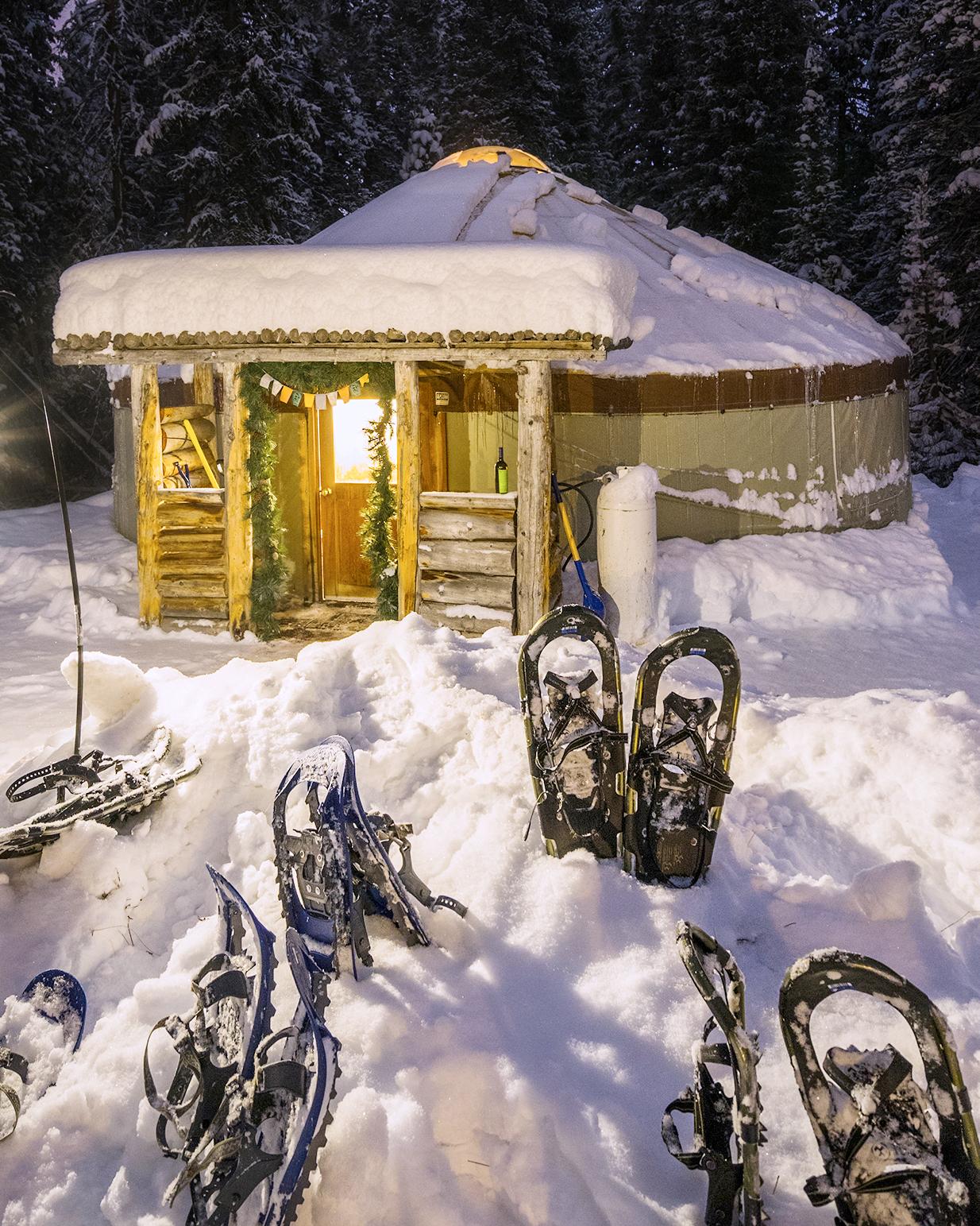 skiing bucket list eating experiences