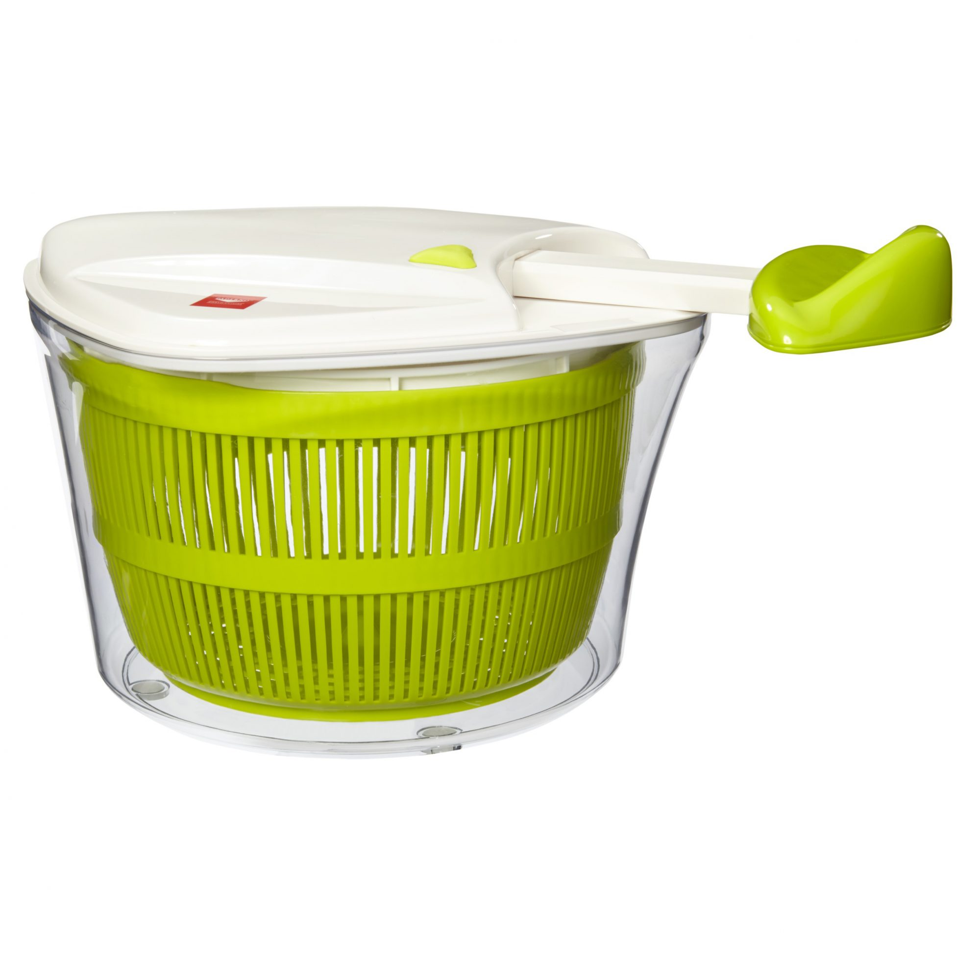 World Cuisine Manual Salad Spinner
