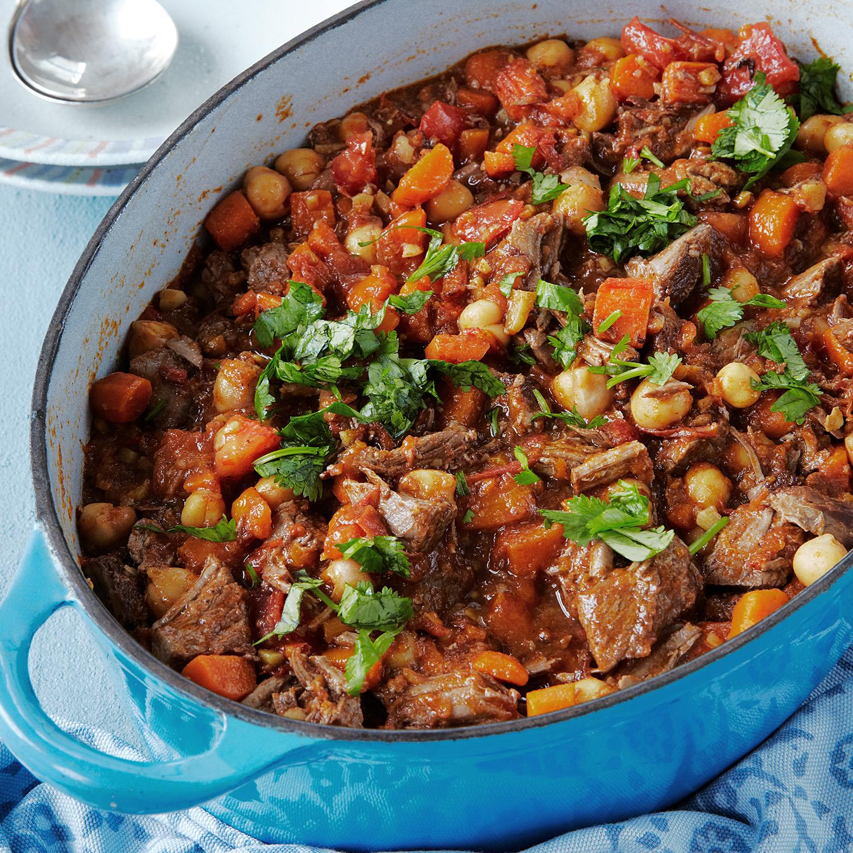 Moroccan Lamb Chili