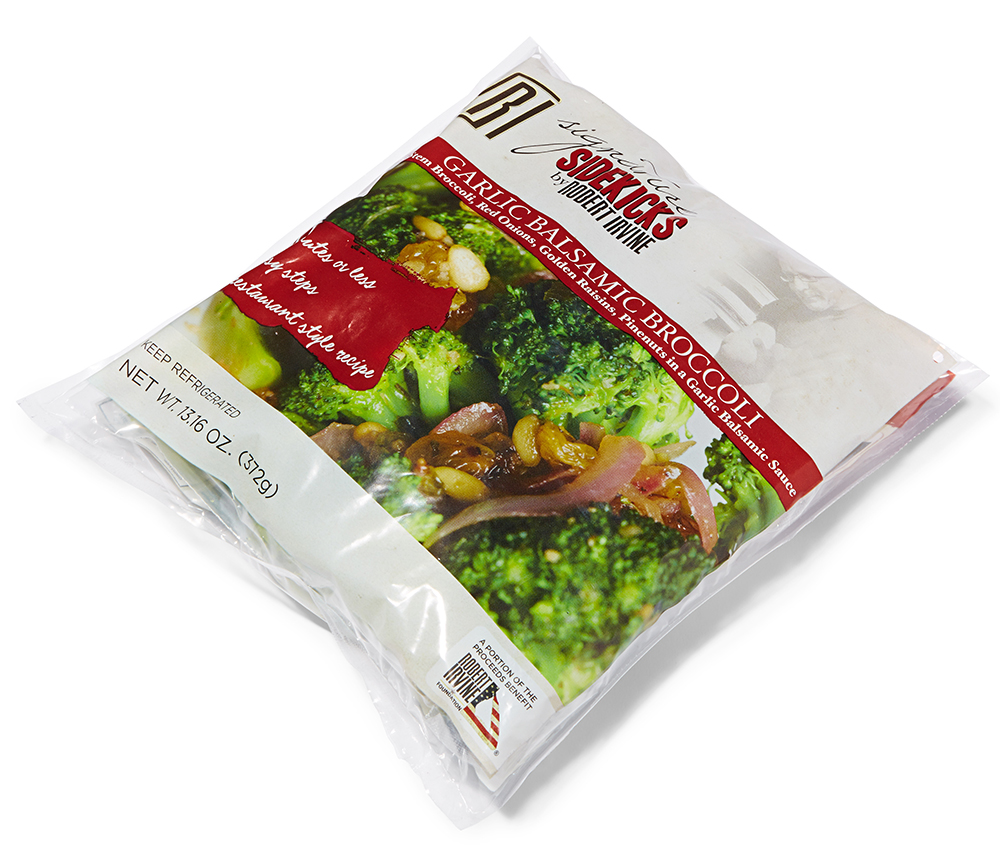 Garlic Balsamic Broccoli Signature Sidekicks