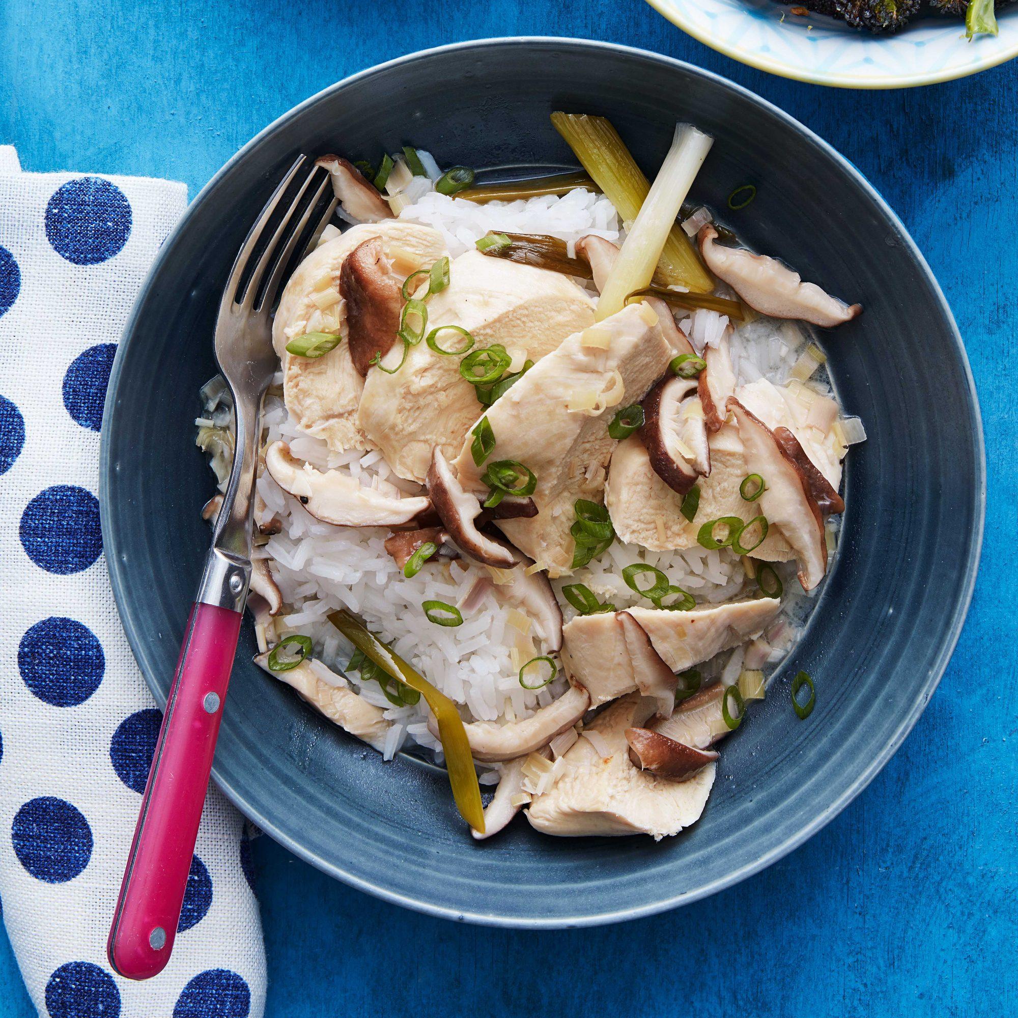 thai chicken breasts coconut milk lemongrass