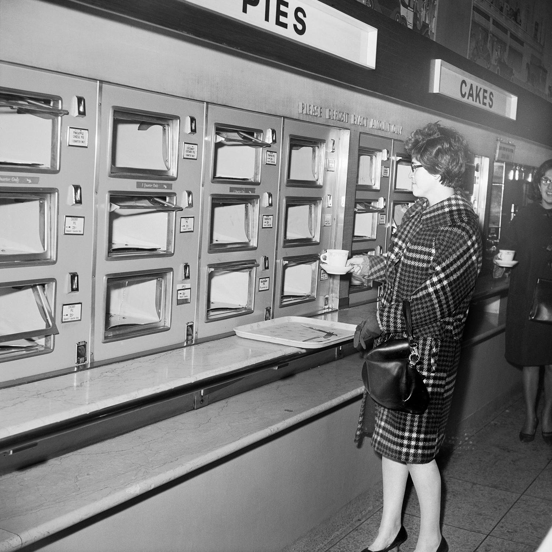 automat food cubbies