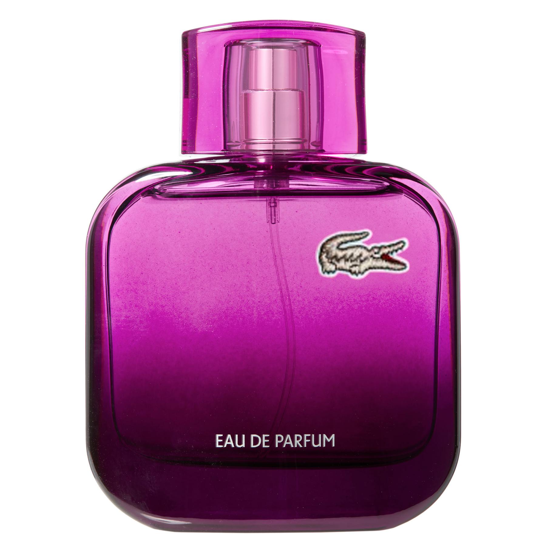 eau de lacoste magnetic pour elle perfume