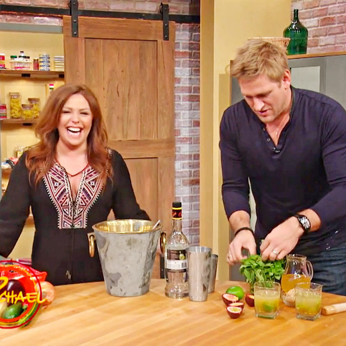 rachael ray and curtis stone television recipe