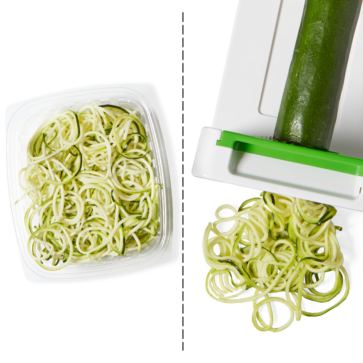 store-bought vs homemade noodles