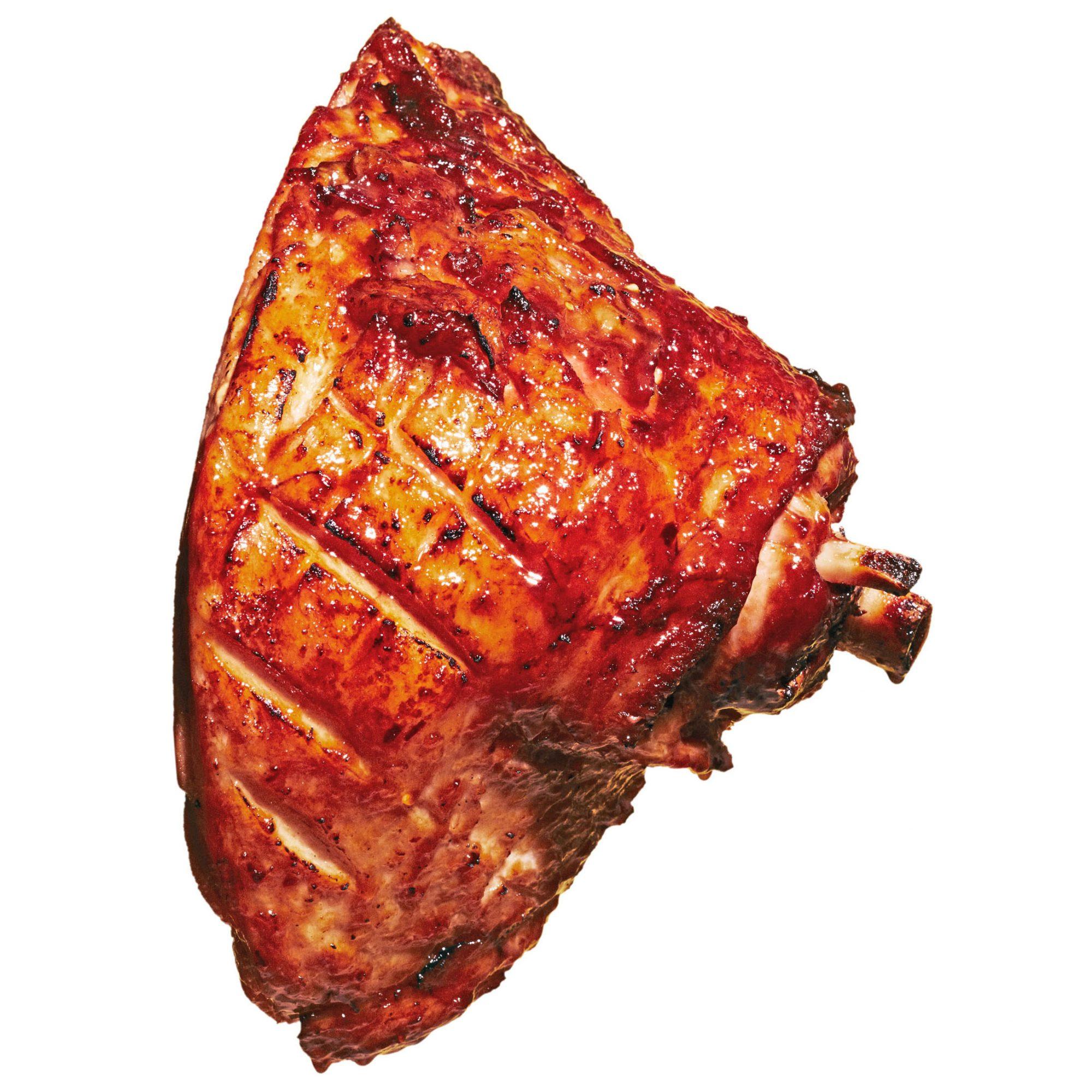 Stout-Brined Rack of Pork
