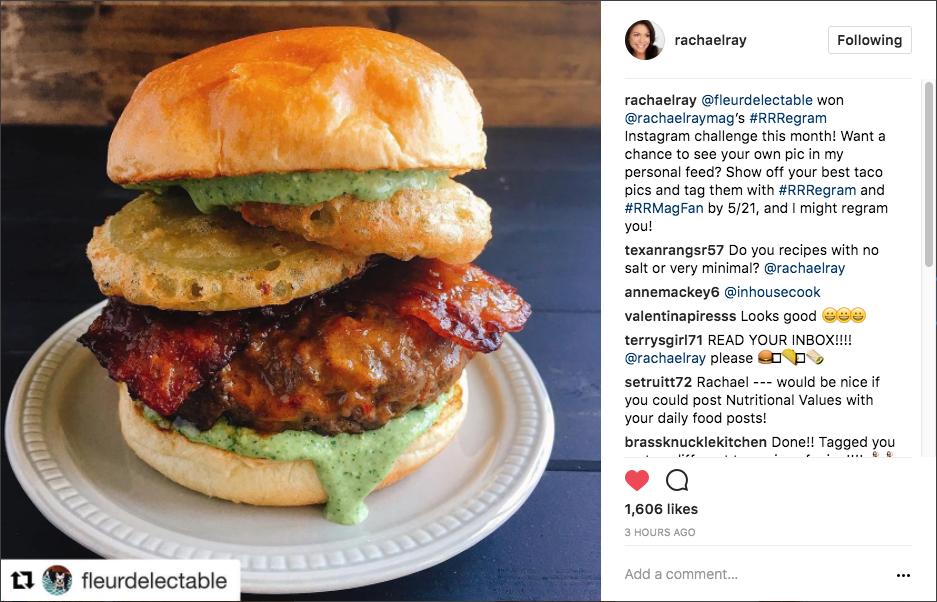 @Fleurdelectable's Southwest Burger
