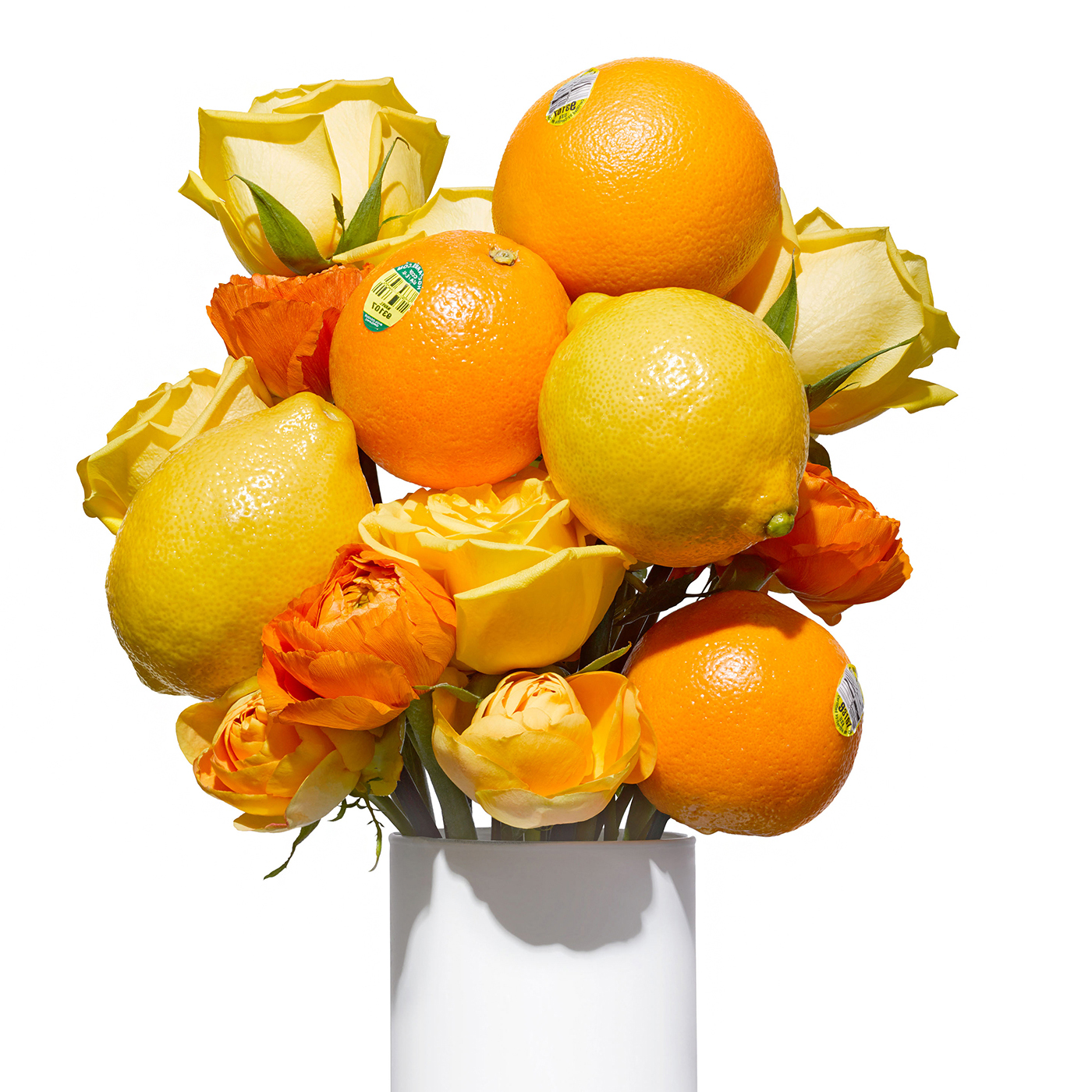 peel the love bouquet