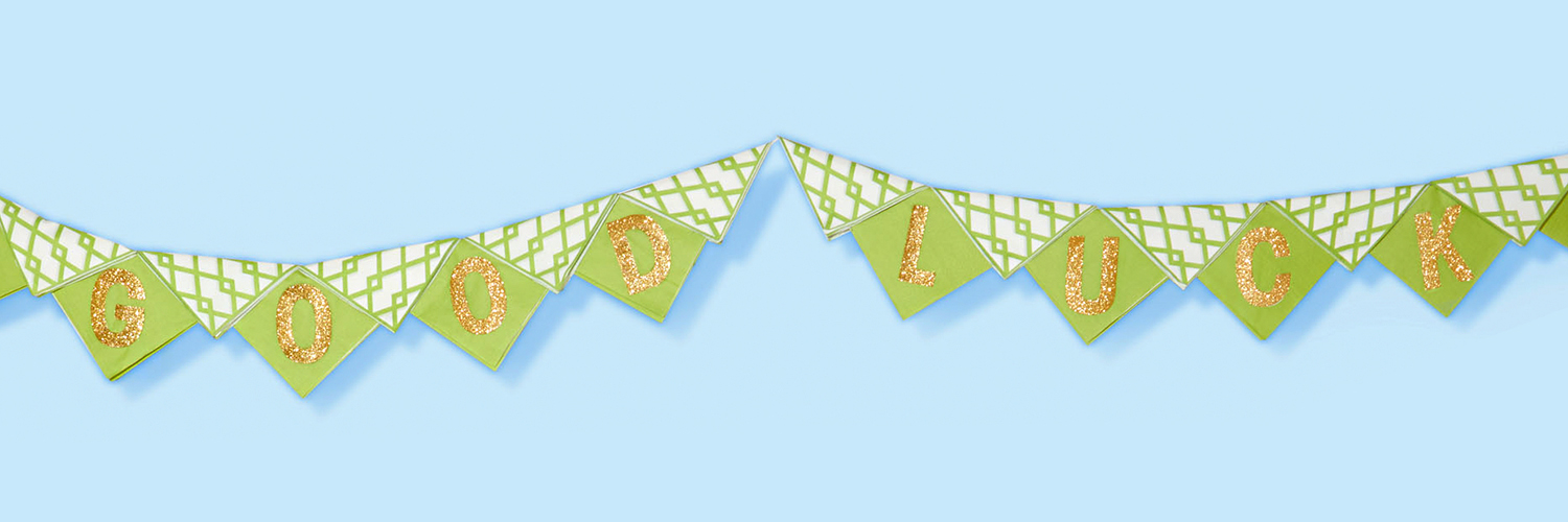 bold folds party banner