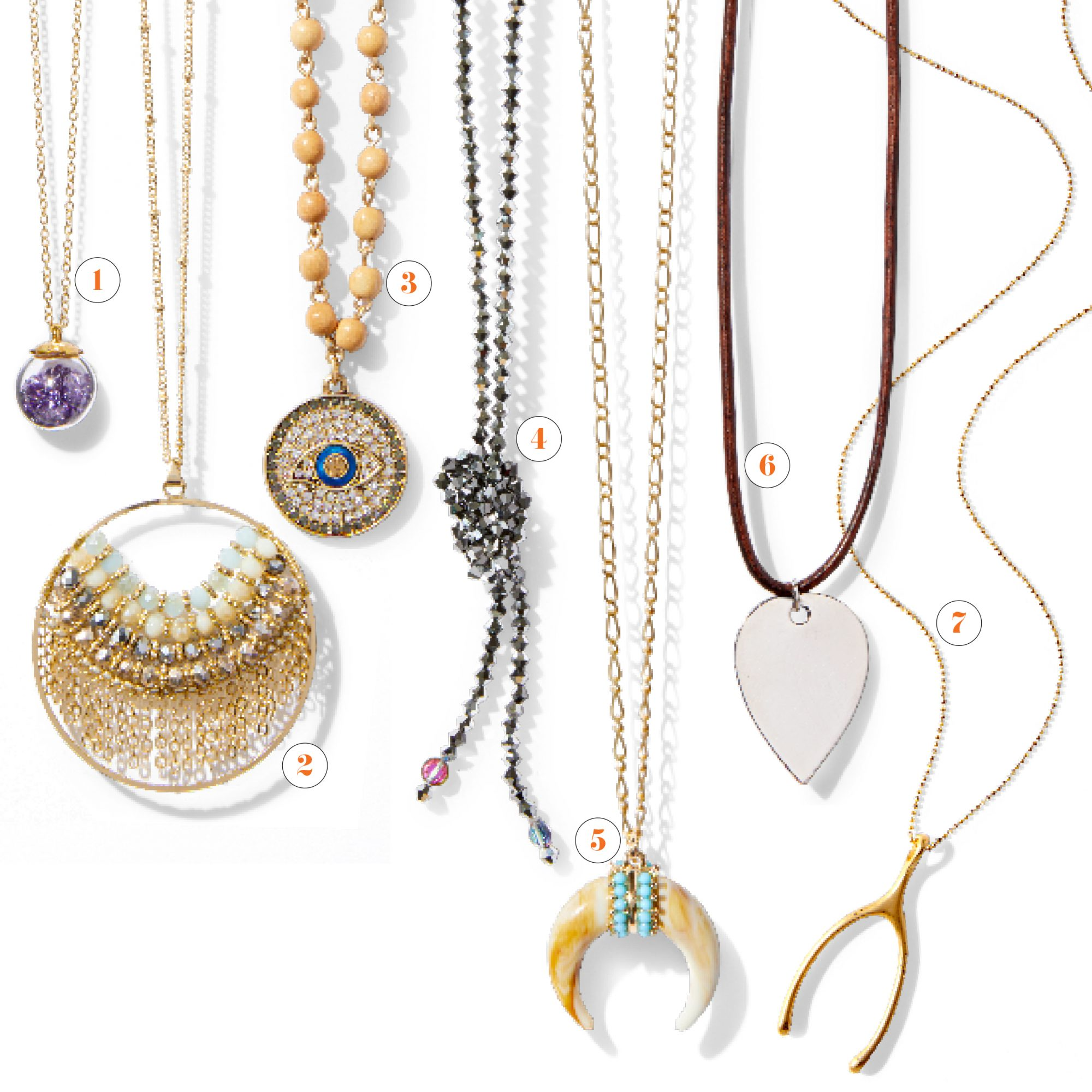 necklaces fashion style