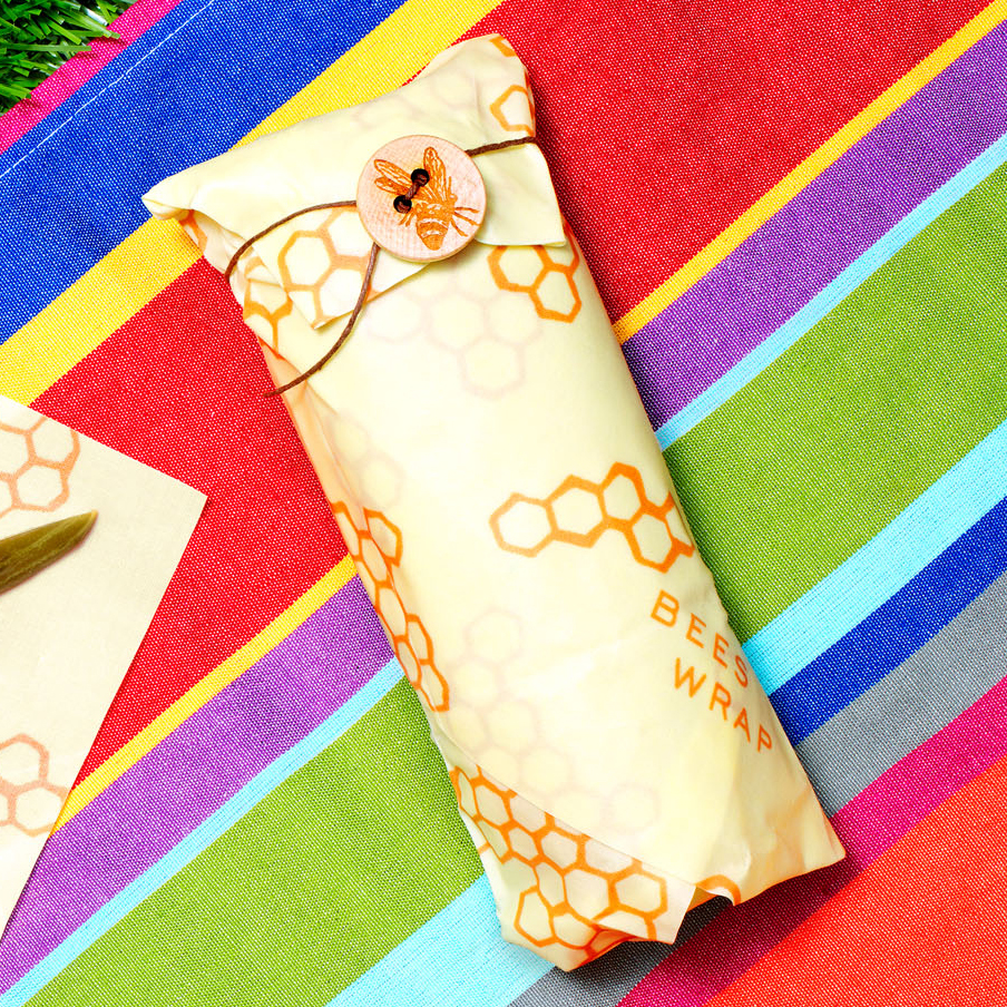 Bees Wrap Sandwich Wraps