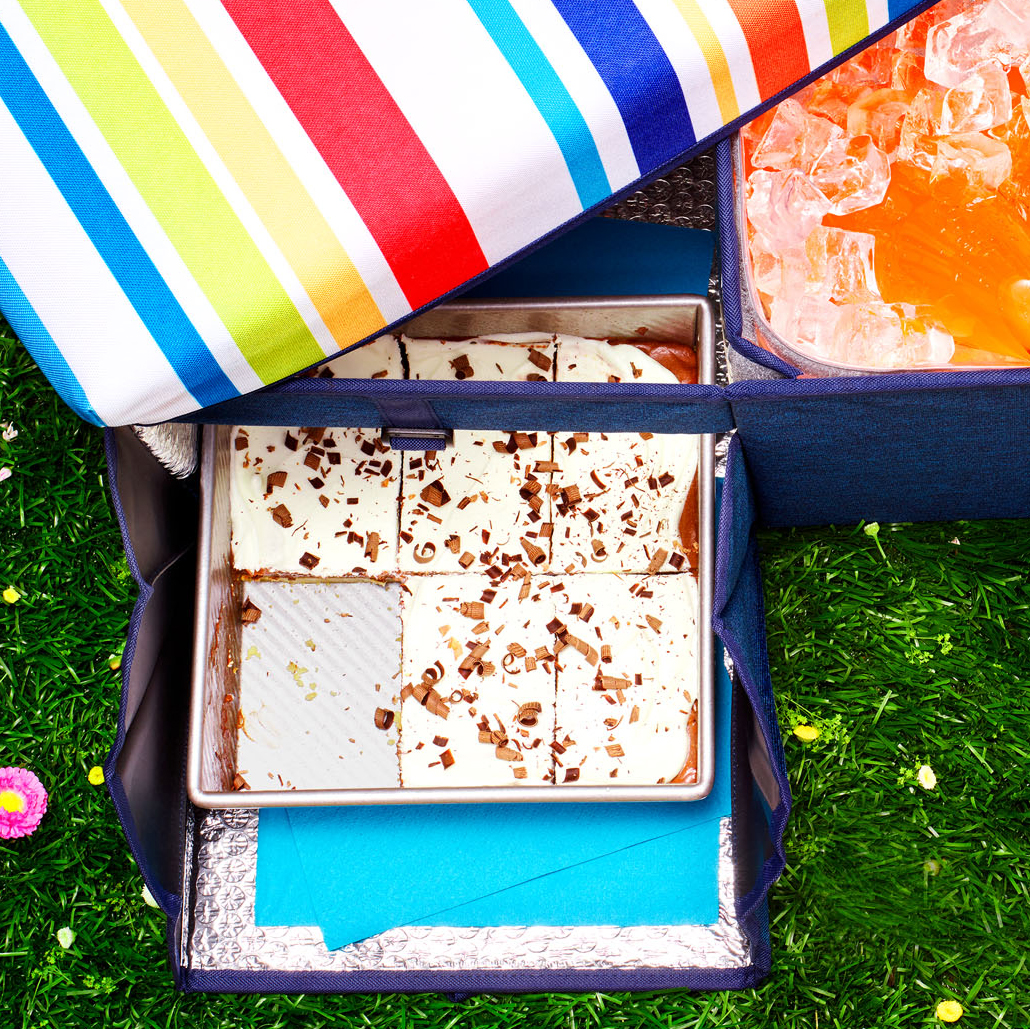 Chocolate Cream Slab Pie
