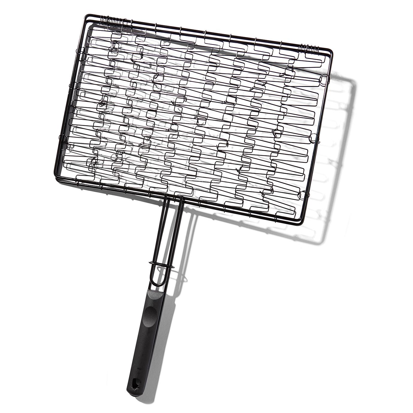 Mr. BBQ Deluxe Non-Stick Flexible/Expandable Grilling Basket