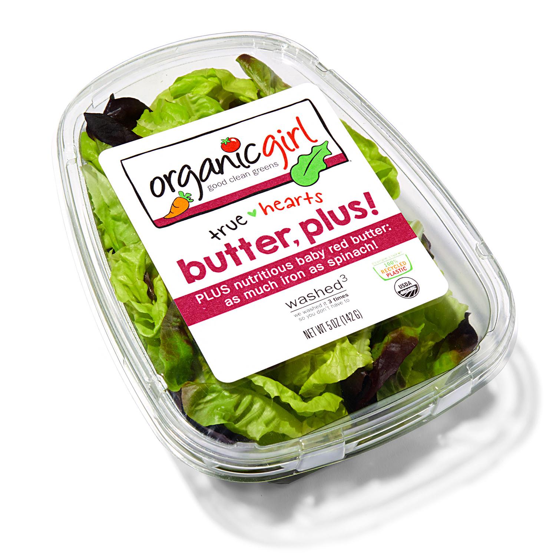 organicgirl butter plus lettuce
