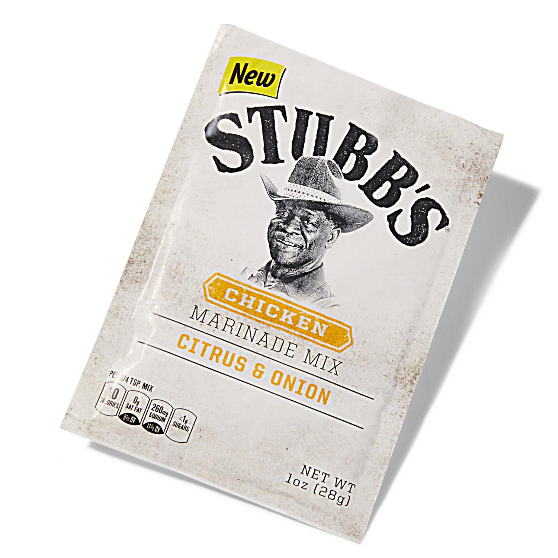 stubb's chicken marinade mix