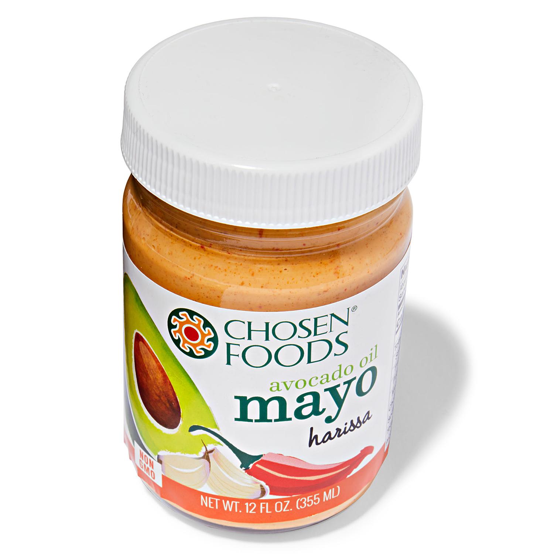 Chosen Foods Harissa Avocado Oil Mayo