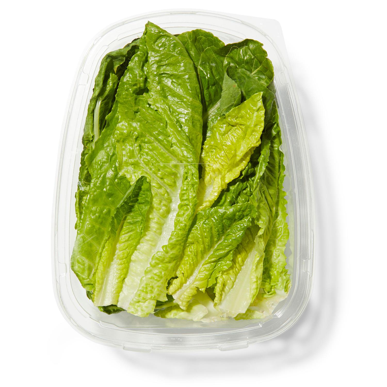 Clamshell Romaine lettuce
