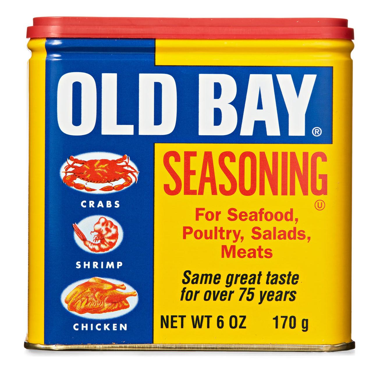 old bay seasoning can