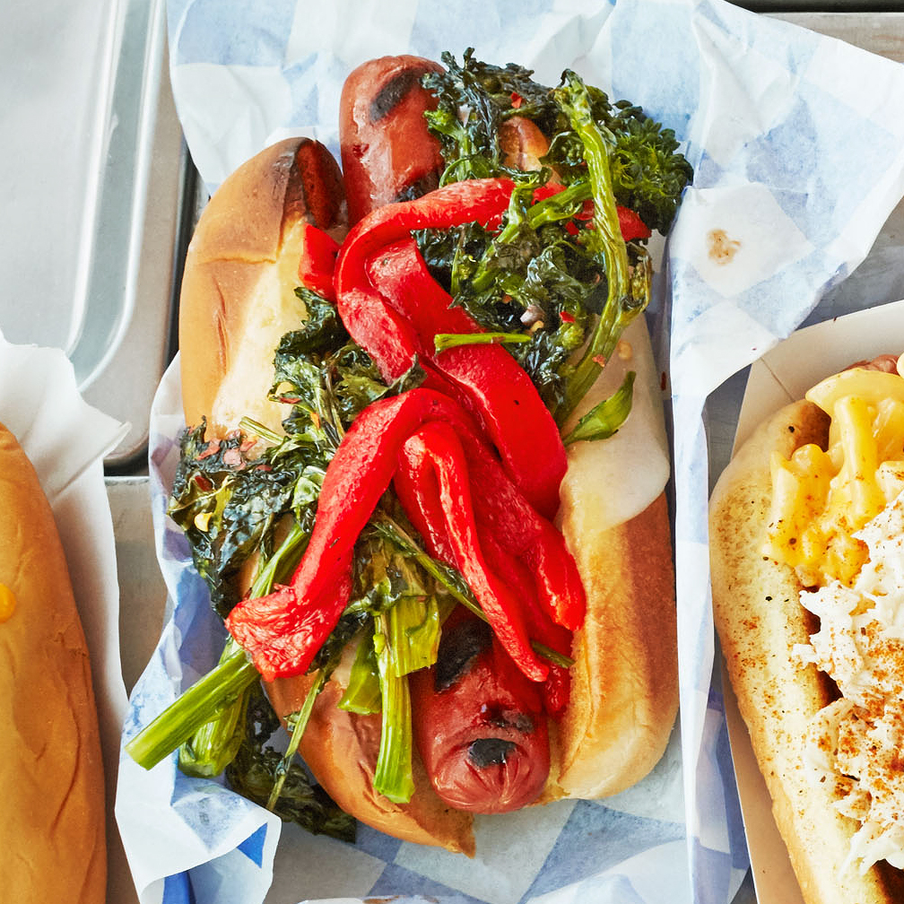 south philly hot dog