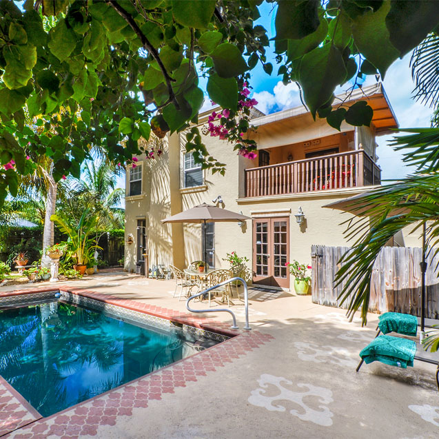 west palm beach pool
