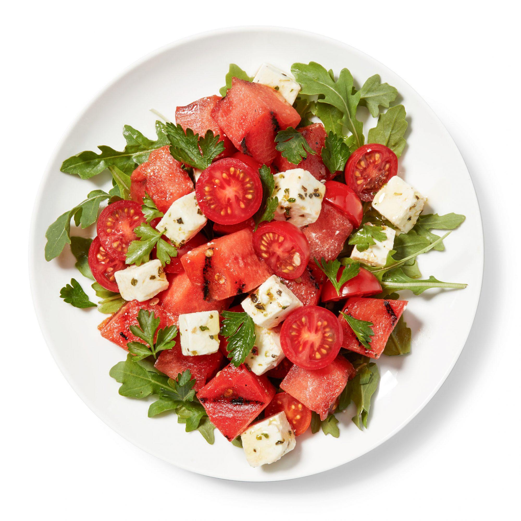 Tangy Summer Salad