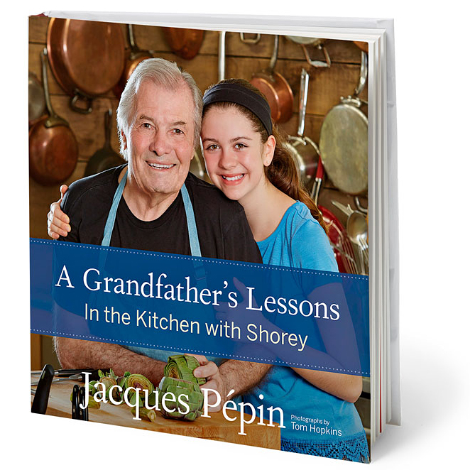 A Grandfather's Lessons In the Kitchen with Shorey