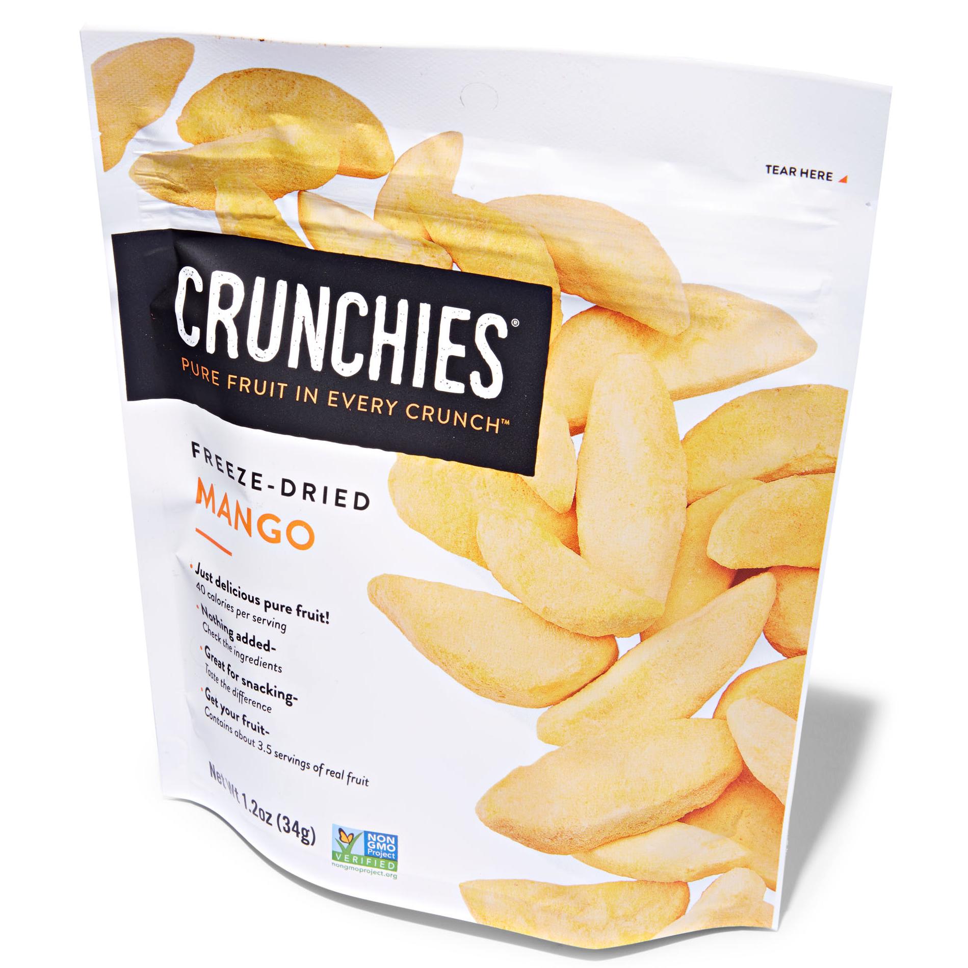 crunchies mango