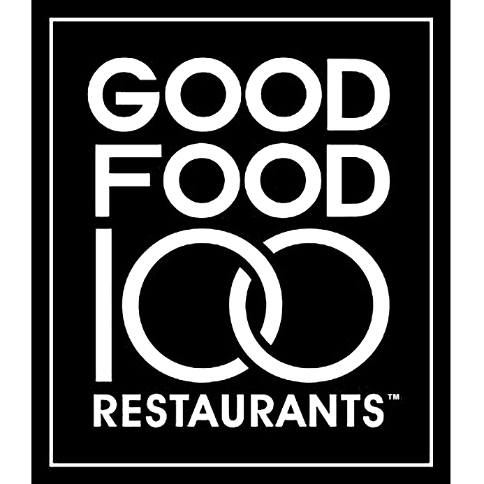 Good Food 100 Restaurants Logo