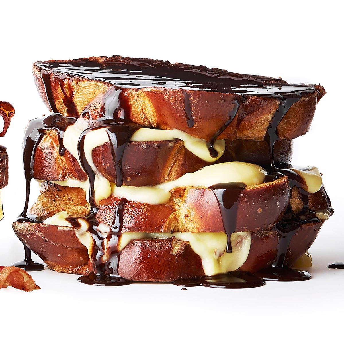 boston cream pie french toast