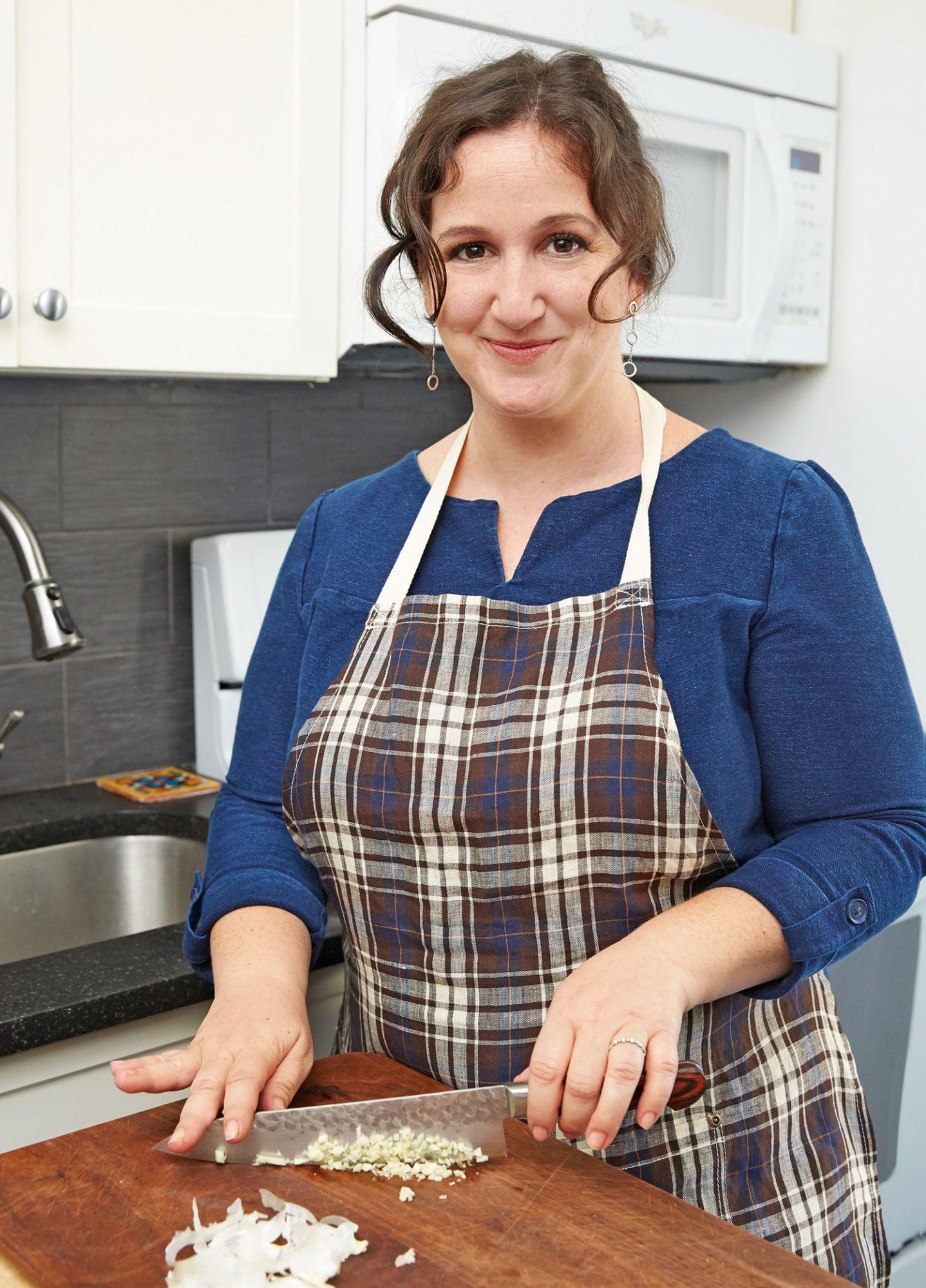 deb perelman from smitten kitchen