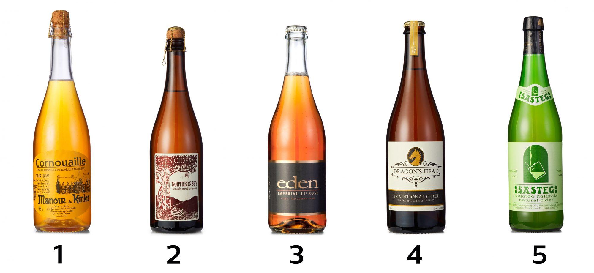 Hard Cider Bottles