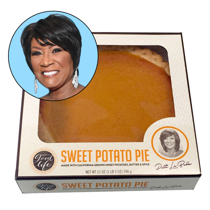 patty labelle sweet potato pie