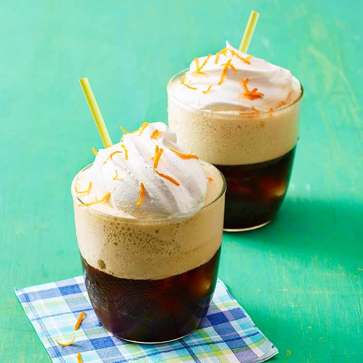 Turkish Delight Iced Coffee