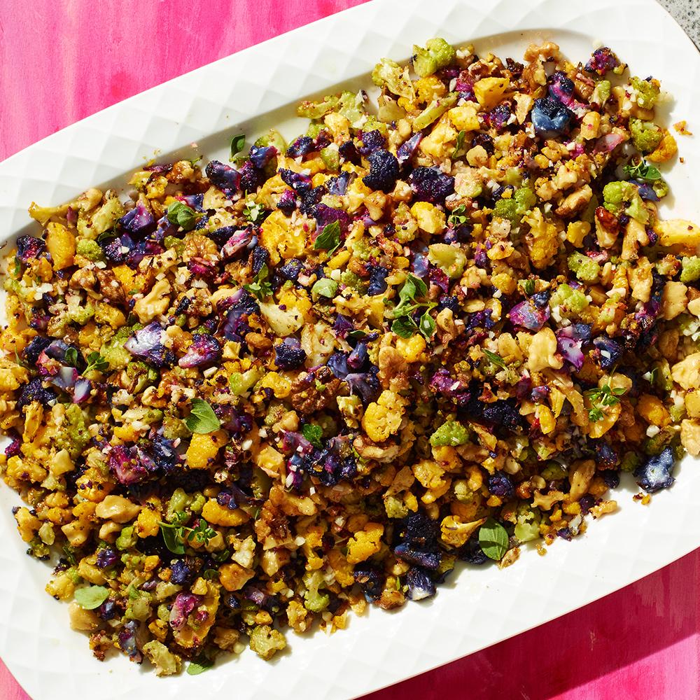 Cauliflower Confetti Rice